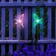 imill 1pc garden solar lights outdoor