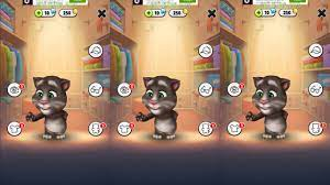 My Talking Tom Gameplay - Chăm Sóc Mèo Tôm Biết Nói - Mèo Tom Vui Nhộn -  Giúp Bé Ăn Ngon Miệng - YouTube