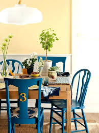 eclectic dining chairs mismatched dining room chairs painted the same color mismatched secondhand dining chairs look happy together dining mismatched dining