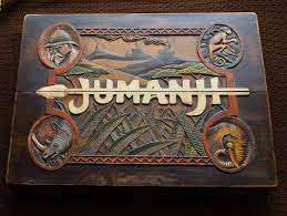 Jumanji Wooden Board Game ConAir' Writer Is Rewriting 'Jumanji' Remake Double Toasted 56