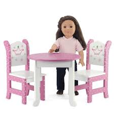 Amazon 18 Inch Doll Furniture Fits American Girl Dolls 18