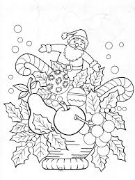 Christmas Nativity Coloring Pages Printable Free Scene 12721696