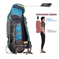 TRAWOC <b>60 L</b> Travel <b>Backpack</b> for <b>Outdoor Sport</b> Camp <b>Hiking</b> ...