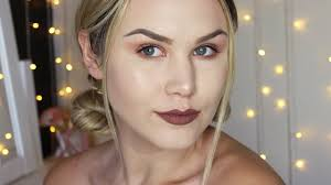 2 cute simple 1920 s makeup looks easy for work ad becca lammin