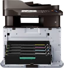 Bol Com Samsung Xpress C1860fw All In One Kleurenlaserprinter