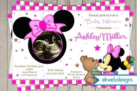Make Your Own Mickey Mouse Invitations Create Your Own Mickey Mouse Invitations Online Invitation Template