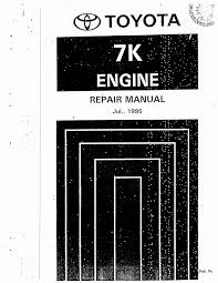KIJANG 7K Engine Repair Book Pages 1 - 50 - Text Version | AnyFlip