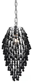 elements crystal teardrop transitional mini chandelier x h1 3218