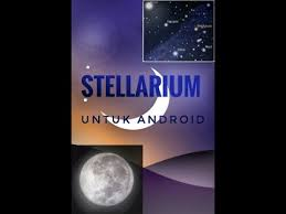 Image result for gambar aplikasi stellarium