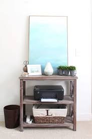 organized office space. How To Declutter An Entire Room! My Organized Office | 30 Days Less Of Space E