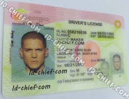 Georgia Maker Cards Id Fake Id-chief Scannable