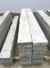 concrete wall ties for plywood forms