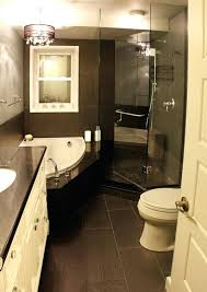 houzz white bathrooms ideas astounding small bathroom decorating ideas with corner bathtub and clear glass shower