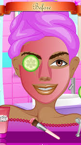 screenshot 5 for prom night makeover spa dressup free kids games