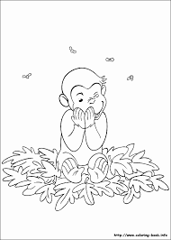 curious george coloring pages lovely 115 best curious george free coloring sheets