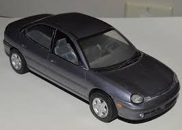 1995 Dodge Neon Sport Promo Model by humloch on DeviantArt