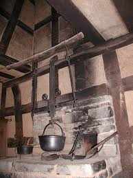 Kitchen Fireplace For Cooking Hearth Wikipedia