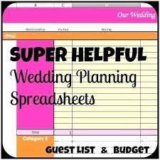 Wedding Planning Excel Spreadsheet G Planning Checklist Excel Free