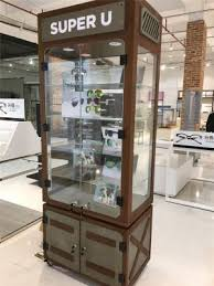 metal glasses eyeglass display cabinets design