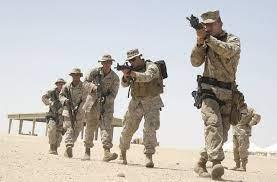 تأديب 5 من مشاة البحرية الأمريكية في قضية تداول صور فاضحة – قناة الغد