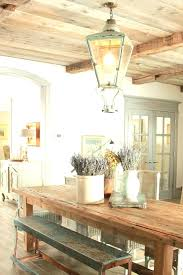 french country decor home. Rustic French Country Interior Design Decor In Dining Room With Farm Table Aqua Home E
