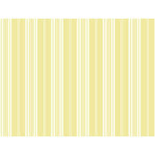 Yellow and grey striped wallpaper