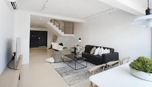 Hdb Em Interior Design 5 Room Hdb Maisonette At Hougang Street 21 Light Shines In