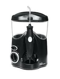 waterpik ultra water flosser black waterpik wp 112 ultra designer black countertop water flosser waterpik ultra
