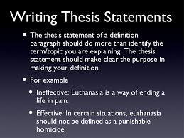 definition essays examples 4 writing thesis statements