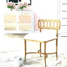 vanity stool with back swivel skirt chair65