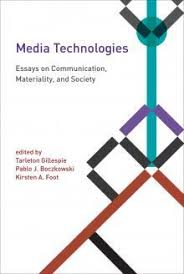 media technologies the mit press media technologies