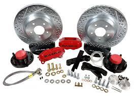 Brake Caliper Piston Size Chart High Performance Front Ss4 Big Brake System 68 69 Ford