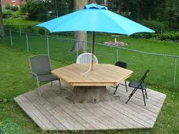 round picnic table plans gelishment home ideas let s get round picnic table