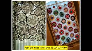 Free Crochet Curtain Patterns Awesome Design Ideas