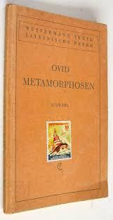 Metamorphosen Auswahl Westermann Texte Lateinische Reihe