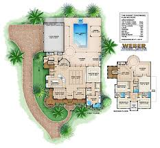 Coastal House Plan   Sunset Cove House Plan   Weber Design GroupSunset Cove House Plan