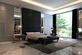 Masculine Bedroom Furniture Masculine Bedroom Design Gray Pattern Rug Wooden Laminated Floor