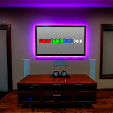 tv accent lighting. led entertainment center and media room lighting super bright leds tv accent l