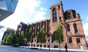 university of manchester library