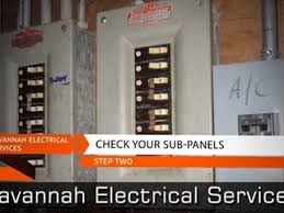 temecula electrican explains fuse box breaker panel safety fuse box replacement tips by savannah electrician