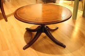 antique coffee table genuine mahogany heritage henredon duncan