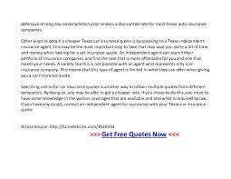 Car Insurance Quotes Texas Mesmerizing Car Insurance Quotes Texas