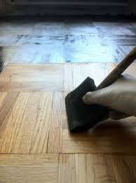 parquet floors refinished