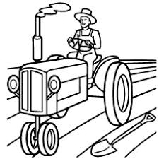 tractor color pages. Plain Tractor FreeTractorColoringSheets Inside Tractor Color Pages H