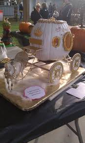 This would be cool for a wedding in October Princess Carved
