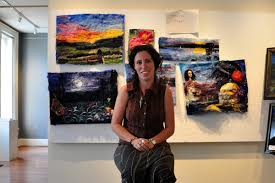 ... August 2016 (you can stop by the gallery to see her studio and work in  progress). We asked Victoria a few questions about her artwork, life, and  more: