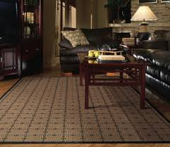 masland area rugs decorated by christopher j furniture and flooring page lodge leather rug cabin company ikea santa style wildlife rustic dining room