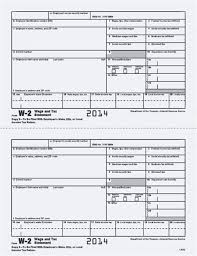 2014 w2 form laser w 2 set for 2014 taxes