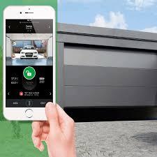 iphone craftsman elegant wifi garage door opener s wall and door tinfishclematis post