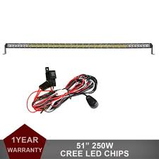 bar work duties promotion shop for promotional bar work duties on 51inch 250w offroad led work light bar car auto truck suv atv pickup camper boat trailer atv 4x4 bumper roof driving lamp bar